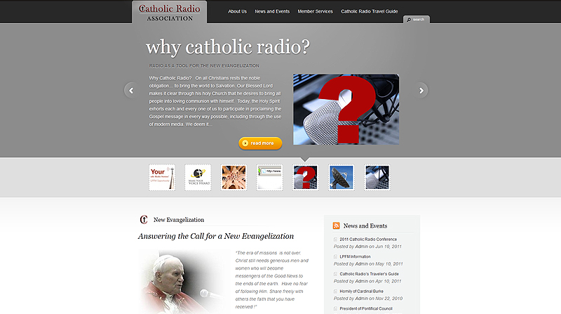 Catholic Radio Association
