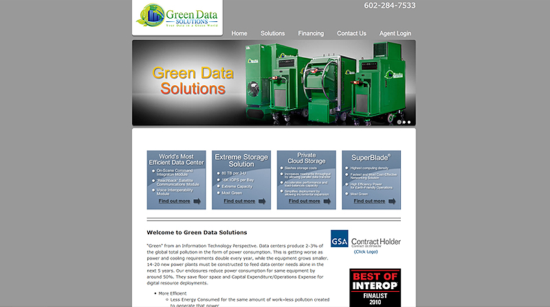 Green Data Solutions
